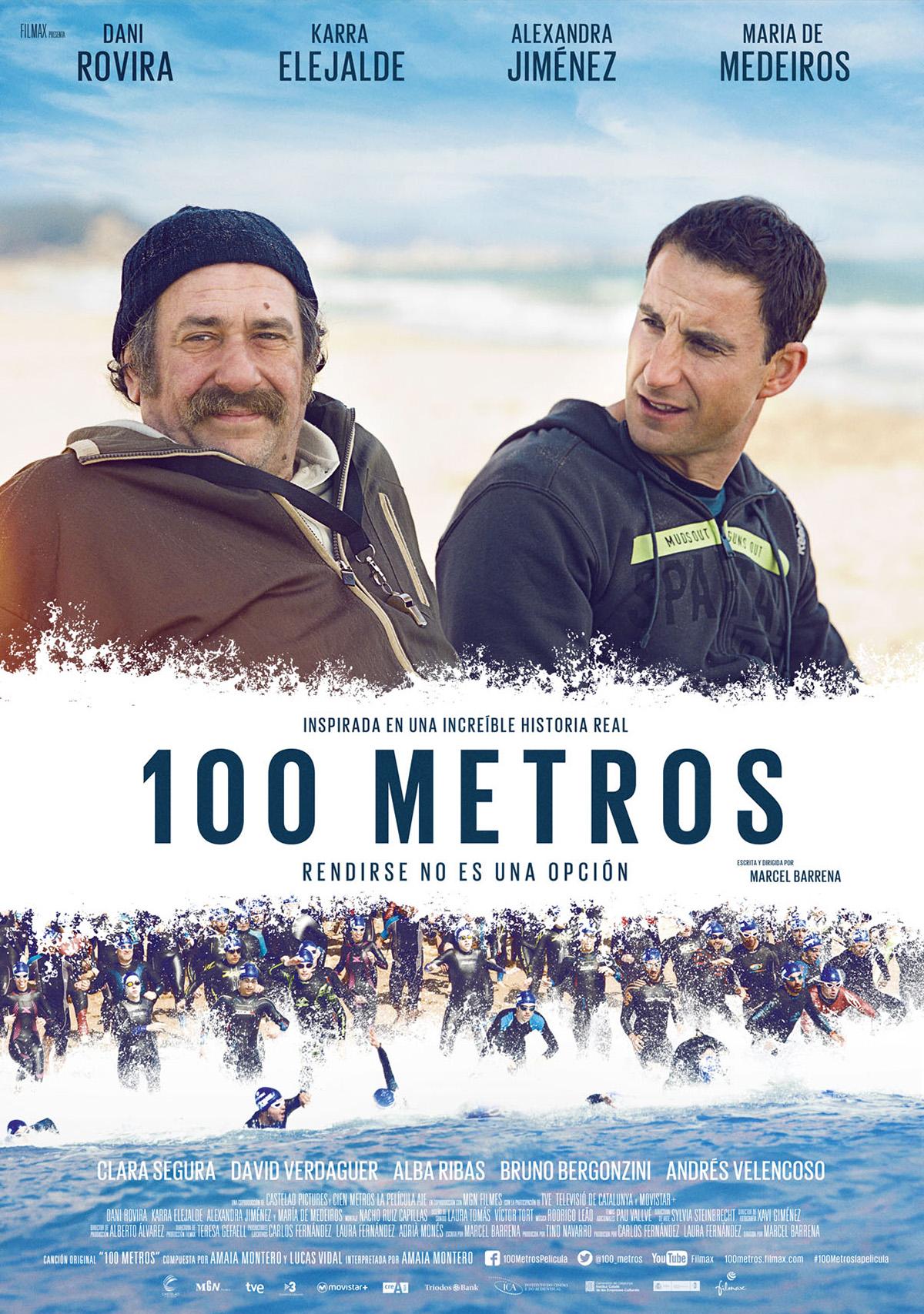 100 Metros Pelicula 2016 Sensacine Com