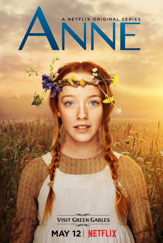 Resultado de imagen de (Anne with an E Temporada 1 (2017)