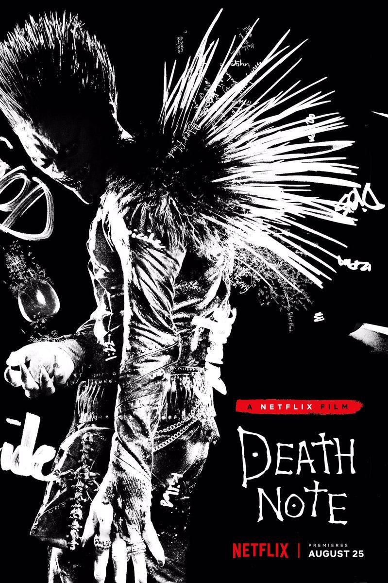 Death Note Pelicula 2017 Sensacine Com