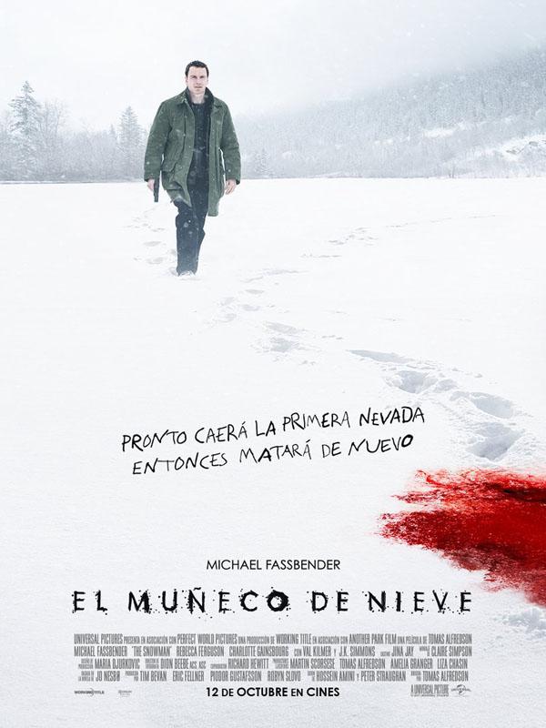 El muñeco de nieve - Película 2017 - SensaCine.com