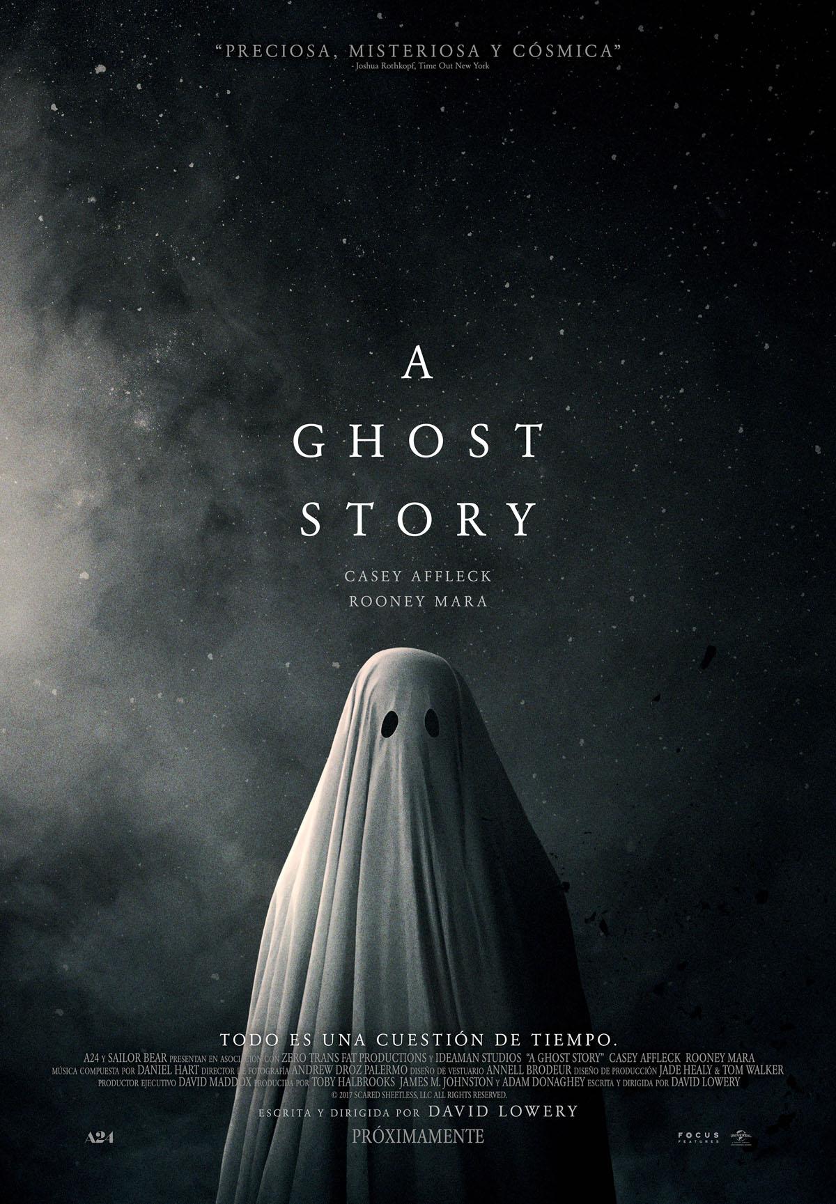A Ghost Story Película 2017 Sensacine Com