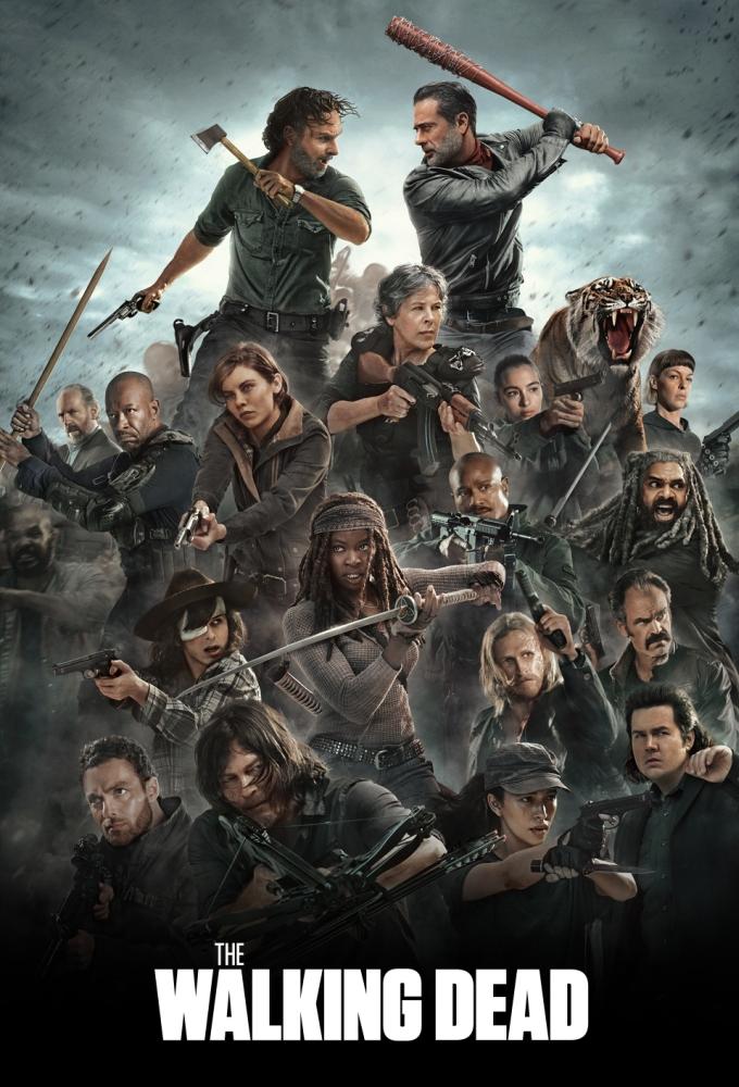The Walking Dead Temporada 7 - SensaCine.com