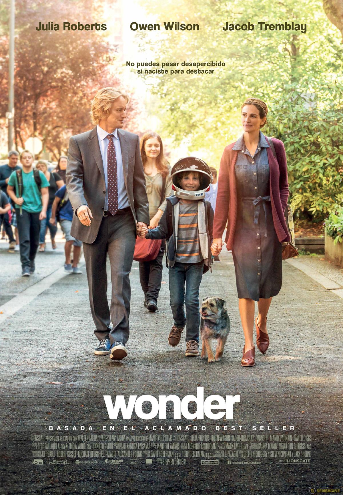 Wonder - Película 2017 - SensaCine.com