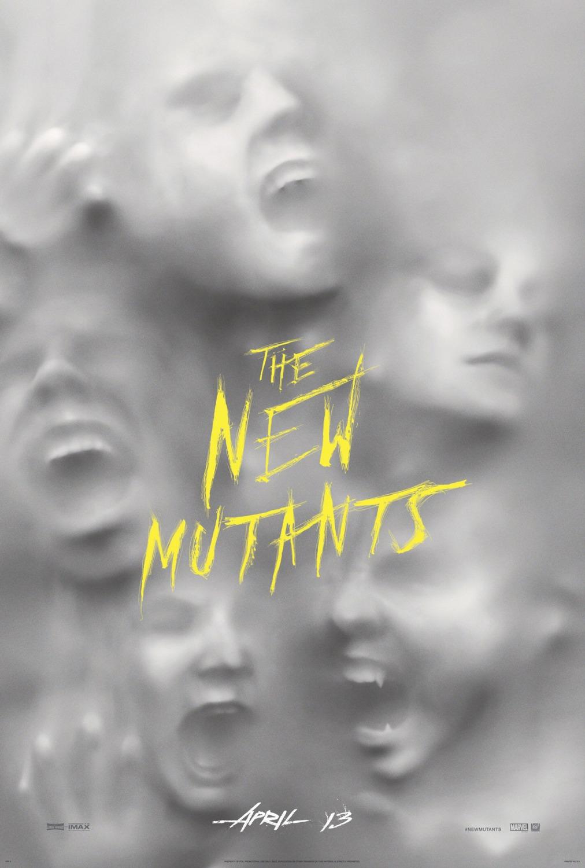 Cartel de Los Nuevos Mutantes - Poster 6 - SensaCine.com