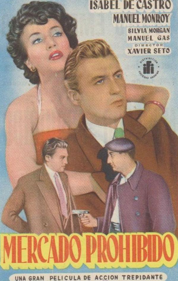 Mercado prohibido - Película 1952 - SensaCine.com
