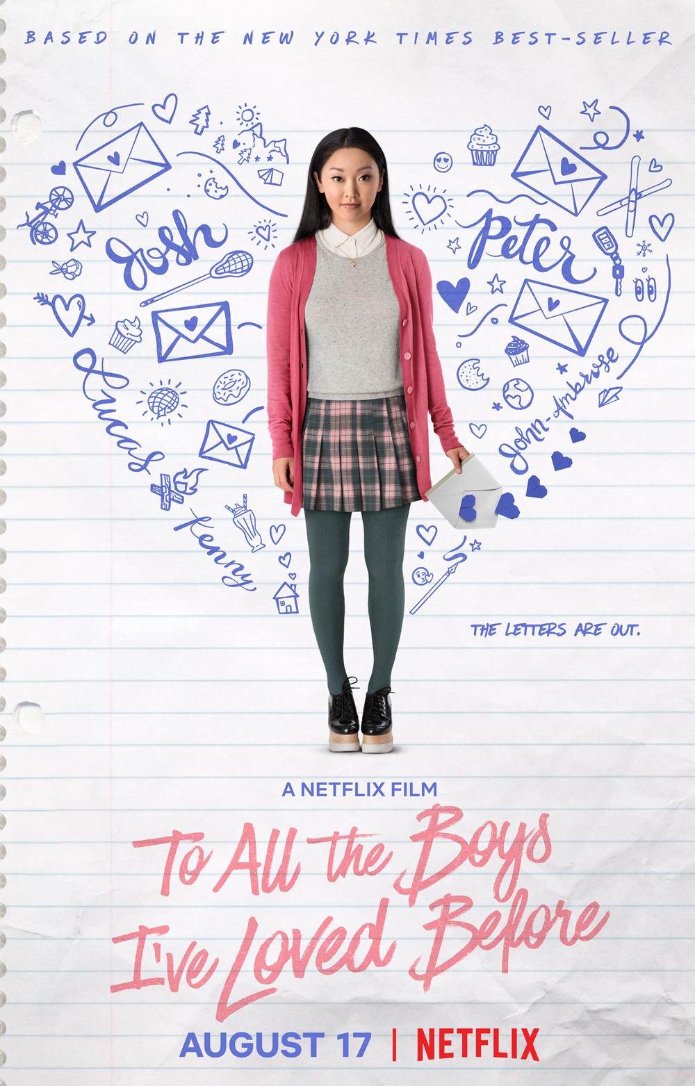 A Todos Los Chicos De Los Que Me Enamoré Película 2018 Sensacine Com