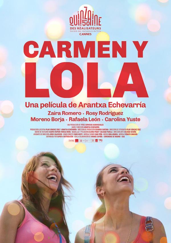 Carmen Y Lola Película 2017 Sensacine Com