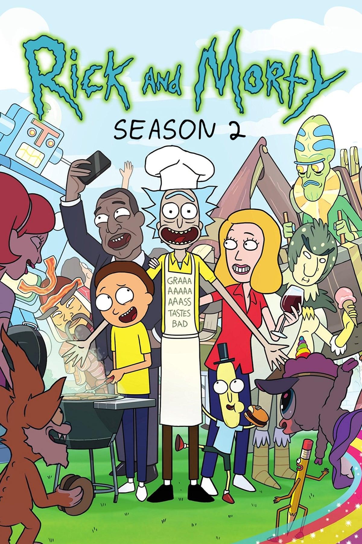 Rick y Morty Temporada 2 - SensaCine.com