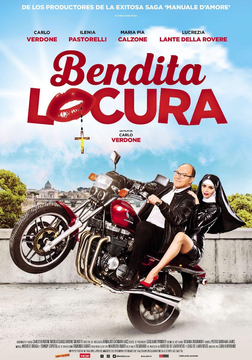 Image result for BENDITA LOCURA CINE