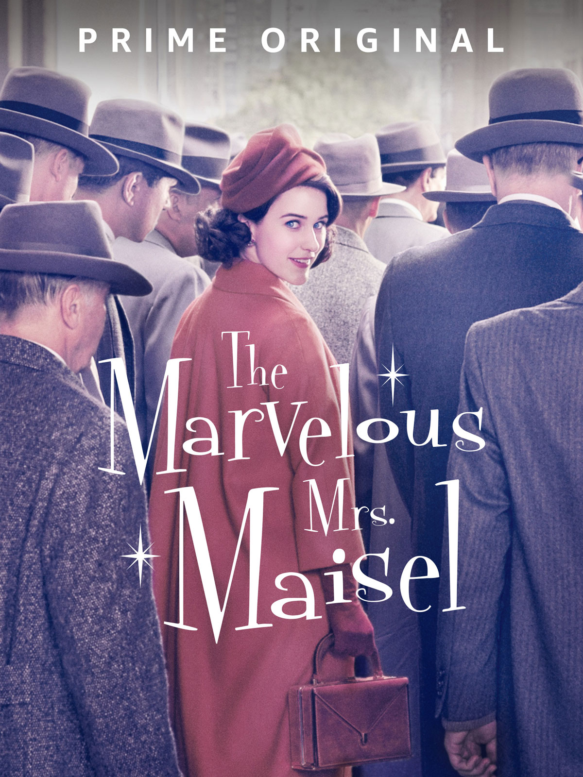 The Marvelous Mrs. Maisel - Serie 2017 - SensaCine.com