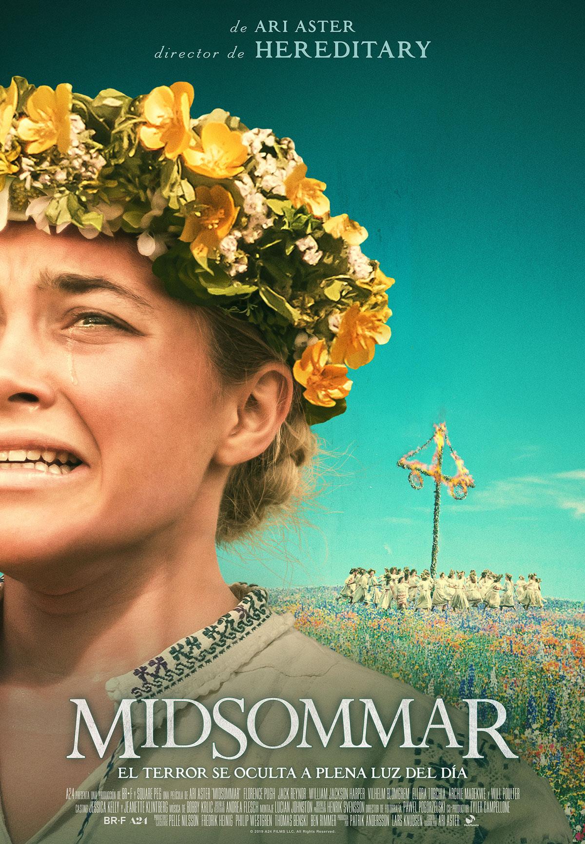 Midsommar - Película 2019 - SensaCine.com