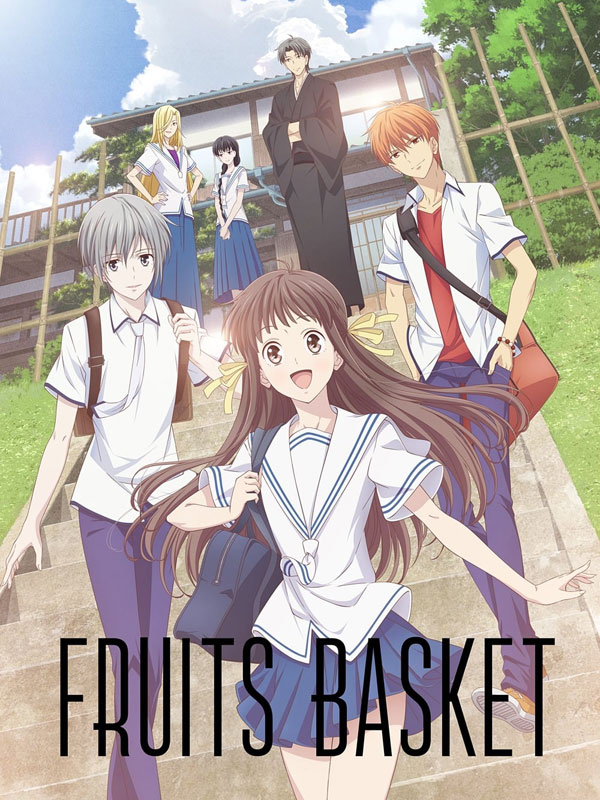 Fruits Basket - Serie 2019 - SensaCine.com