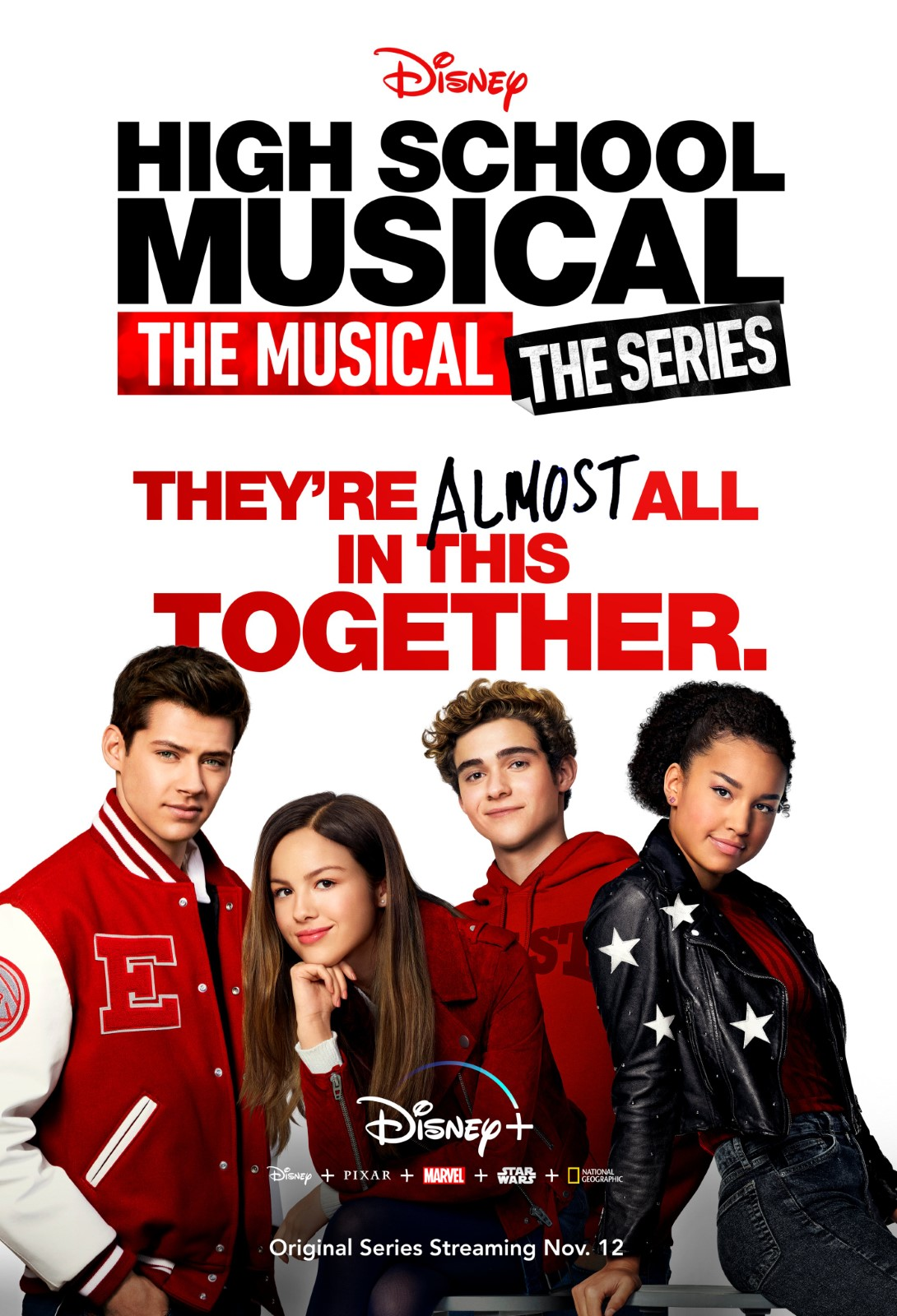 High School Musical: El Musical: La serie - Serie 2019 - SensaCine.com