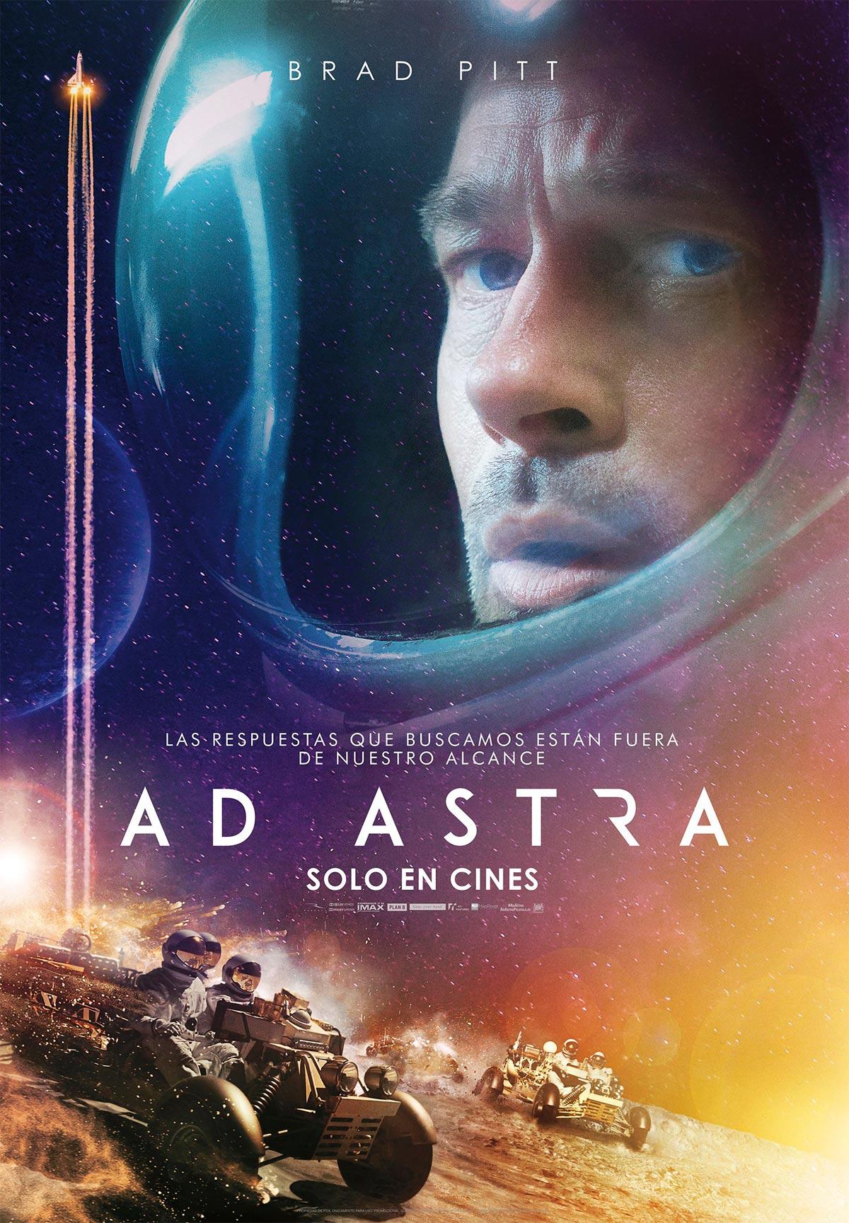Ad Astra Película 2019 Sensacine Com