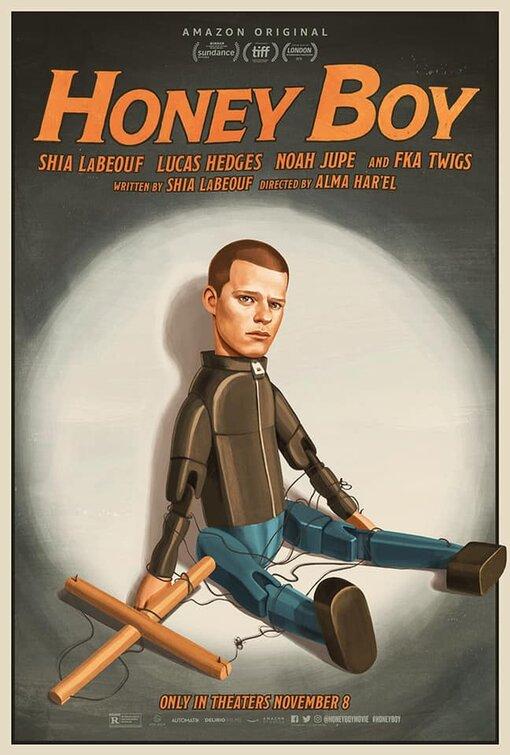Resultado de imagen de HONEY BOY FILM
