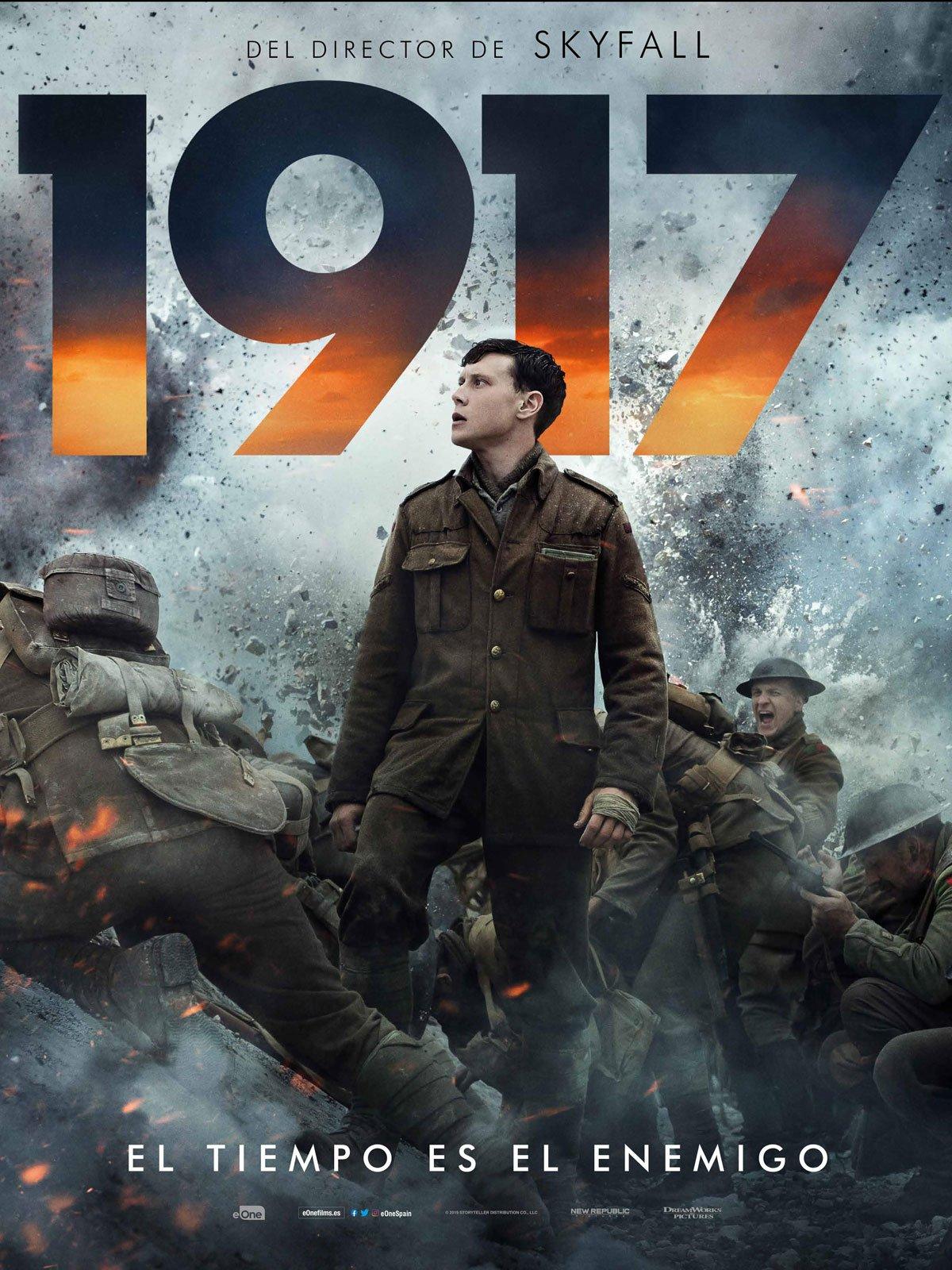 1917 - Película 2019 - SensaCine.com