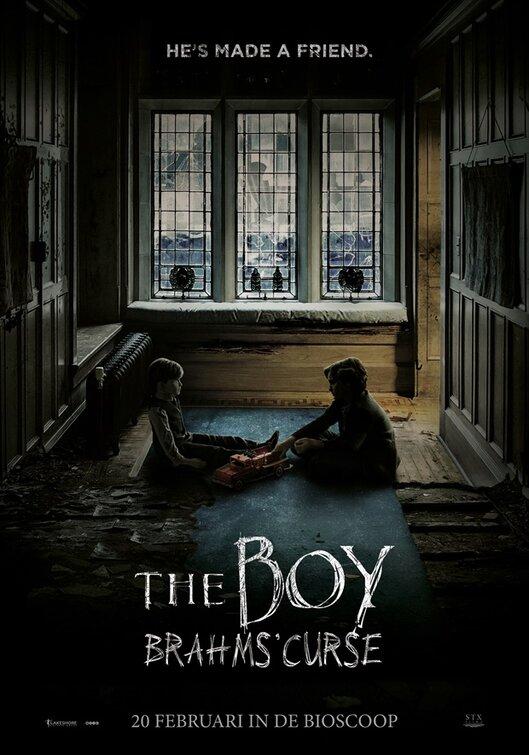 فيلم Brahms: The Boy II 2020 مترجم