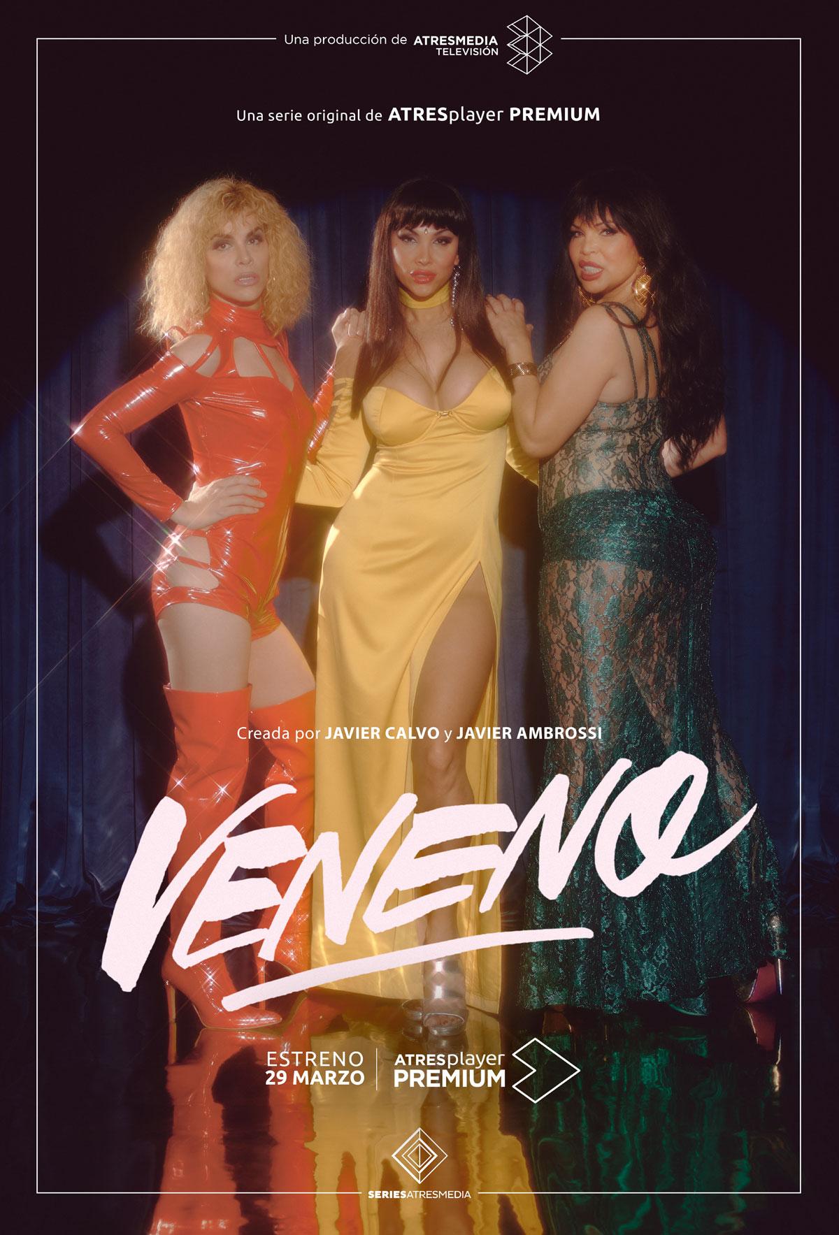 Veneno - Serie 2020 - SensaCine.com