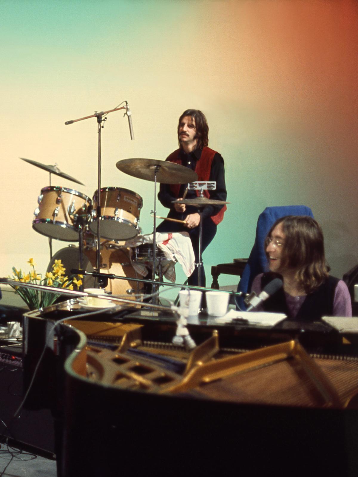 Cartel de The Beatles: Get Back - Foto 3 sobre 3 - SensaCine.com