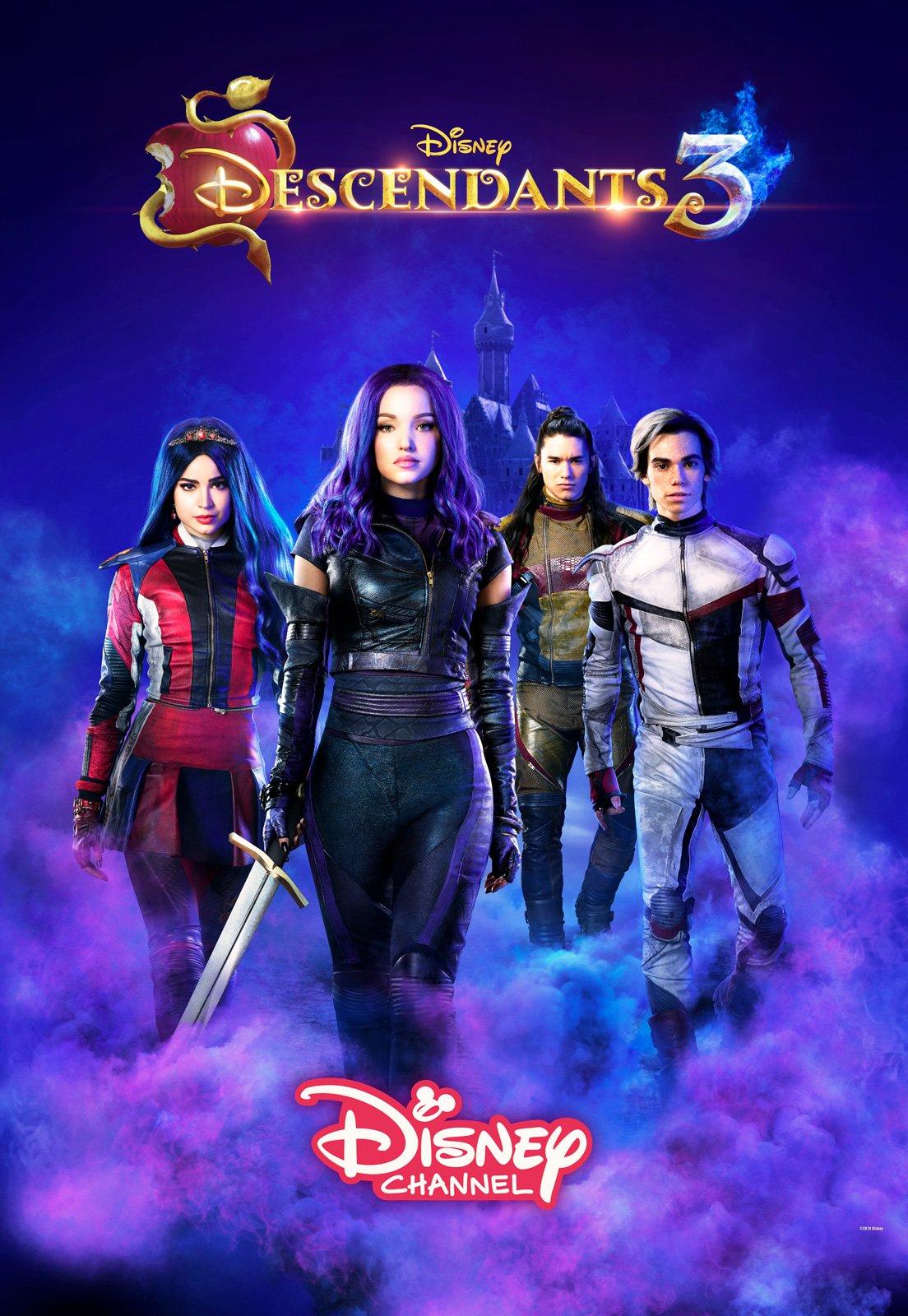 Los Descendientes 3 Película 2019 Sensacine Com
