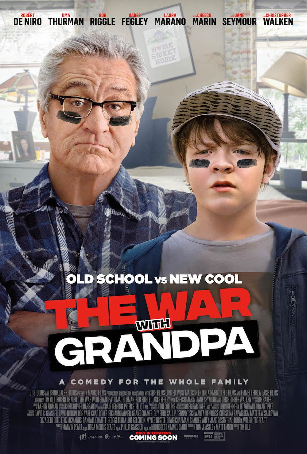 En guerra con mi abuelo