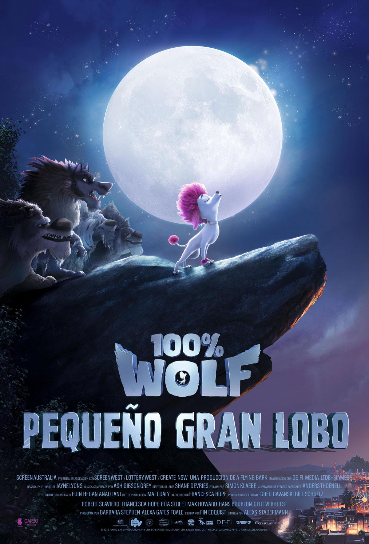 100 Wolf Pequeno Gran Lobo Pelicula 2020 Sensacine Com