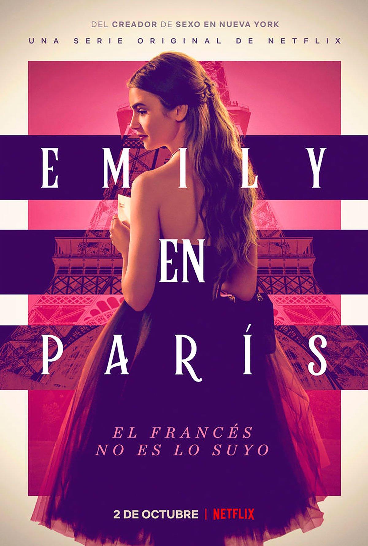 Reparto Emily en París temporada 1 - SensaCine.com