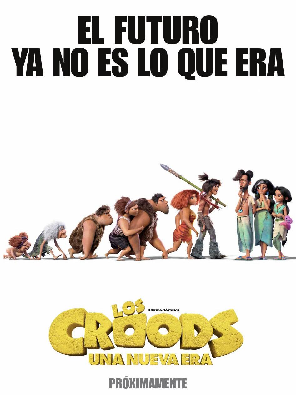 Los Croods Una Nueva Era Película 2020 Sensacine Com