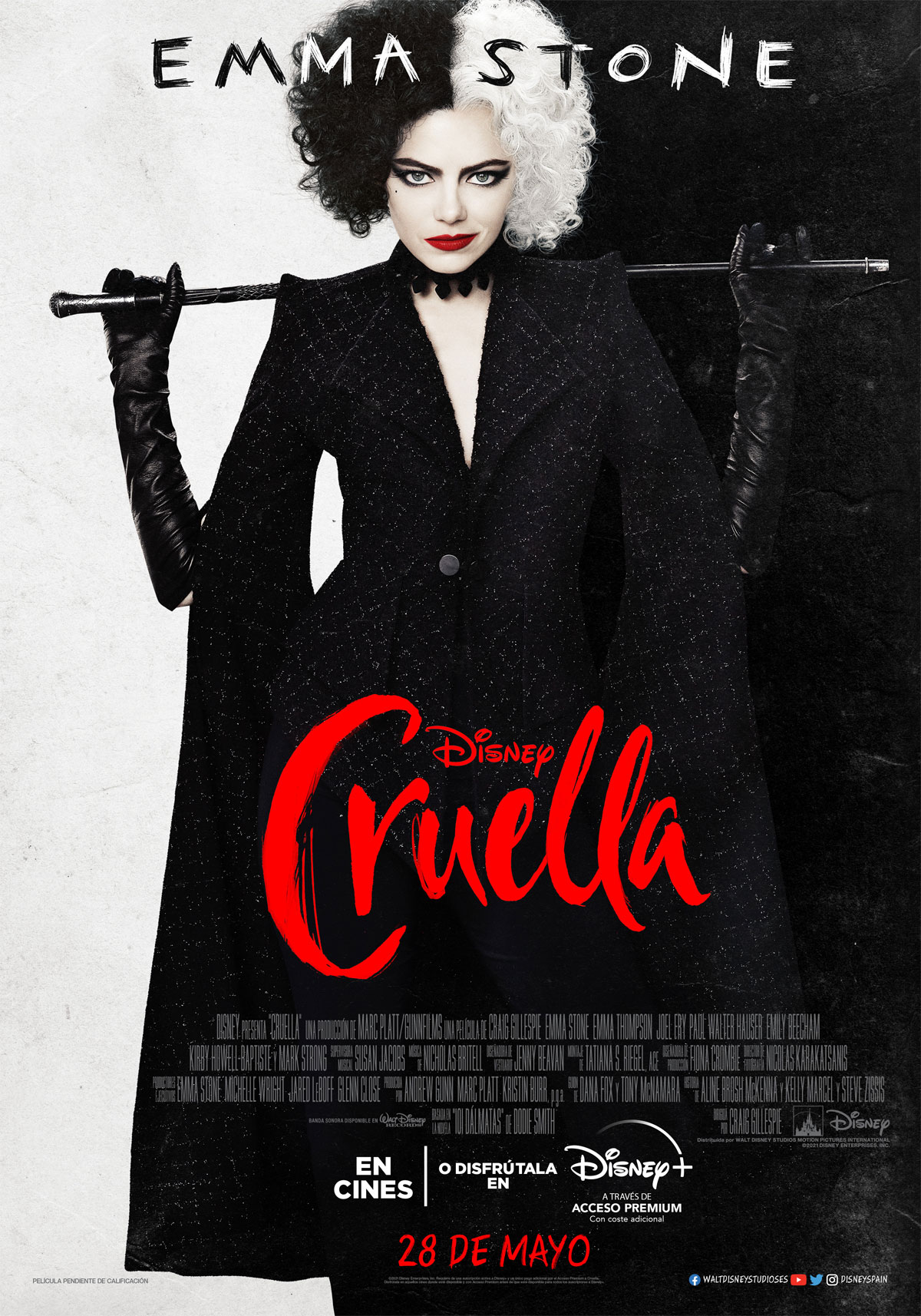 Cruella - Película 2021 - SensaCine.com