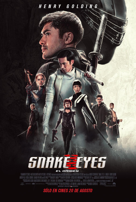 Snake Eyes: El origen - Película 2021 - SensaCine.com