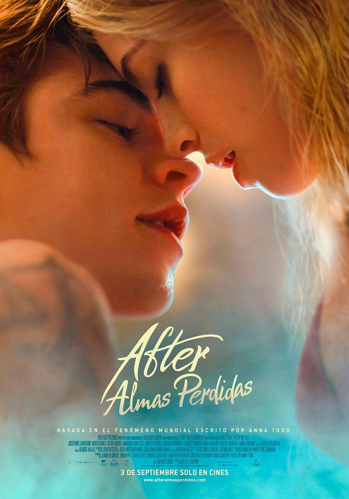 After. Almas perdidas - Película 2021 - SensaCine.com