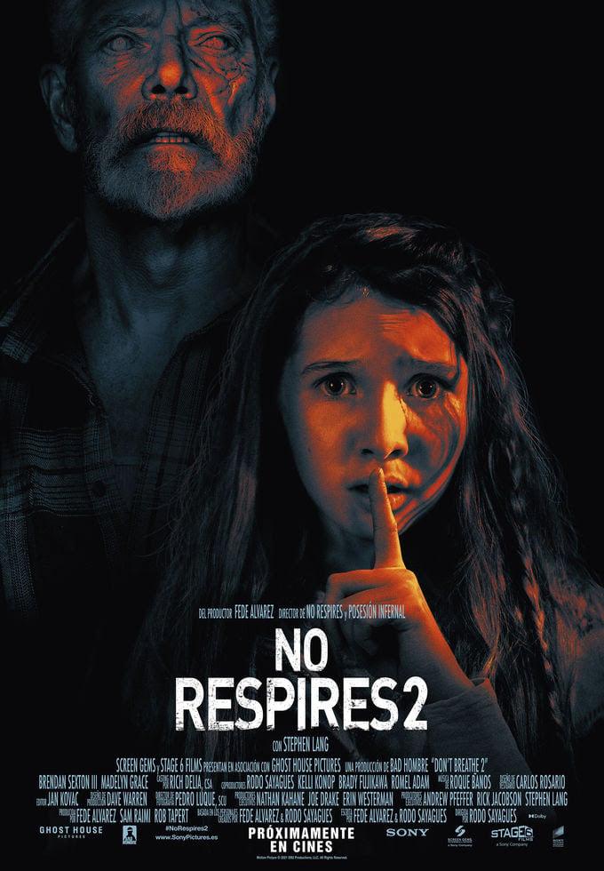 No Respires 2 Pelicula 2021 Sensacine Com