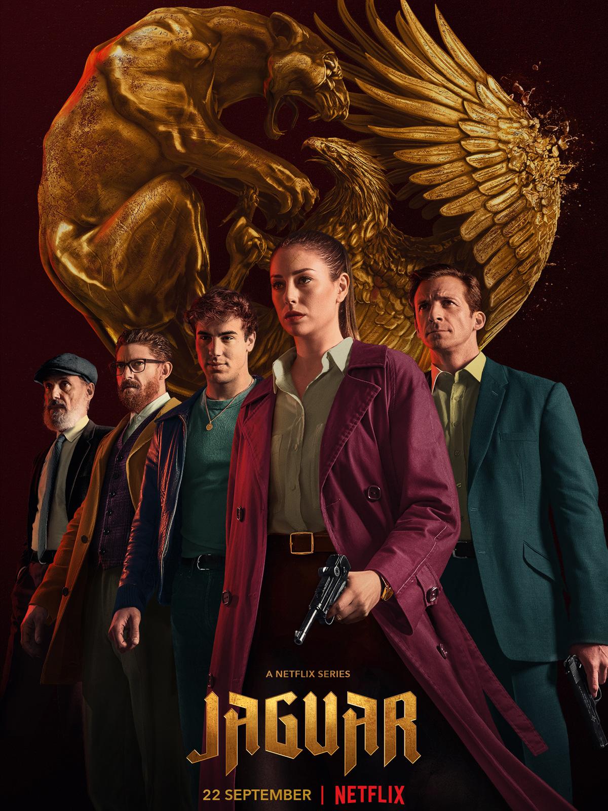 [心得] 美洲豹 Jaguar S01 (雷) Netflix 西班牙諜報劇