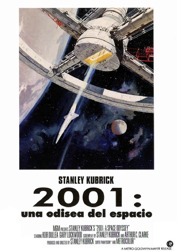 2001: Una Odisea del Espacio - Película 1968 - SensaCine.com