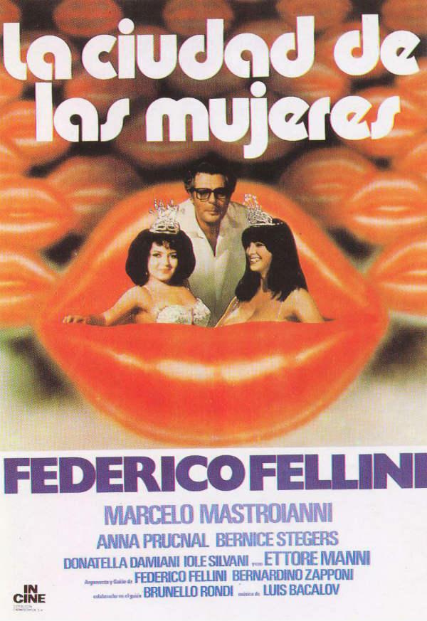 La ciudad de las mujeres - Película 1980 - SensaCine.com