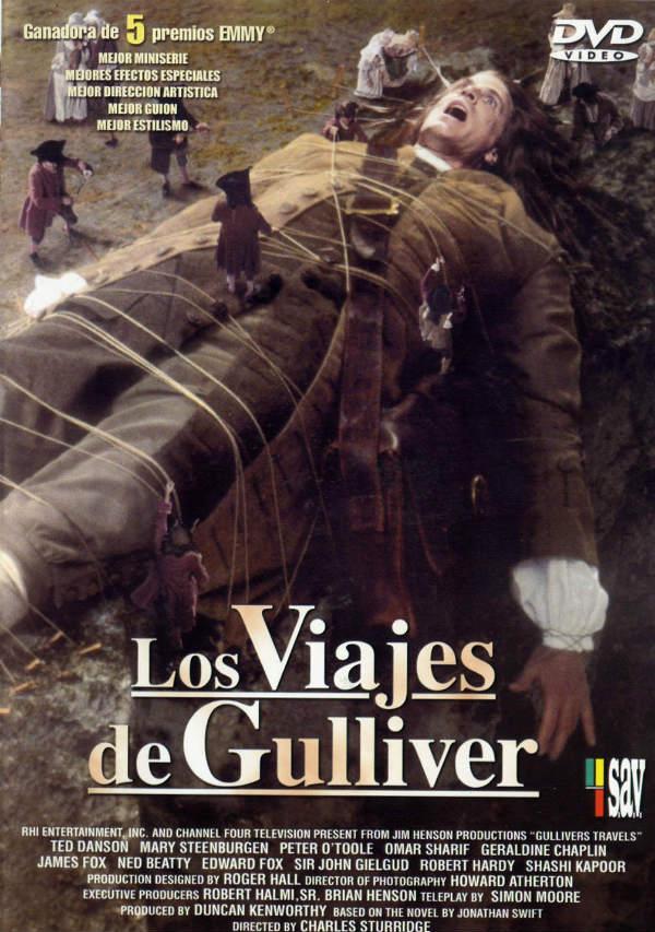 Los Viajes De Gulliver Pelicula 1996 Sensacine Com