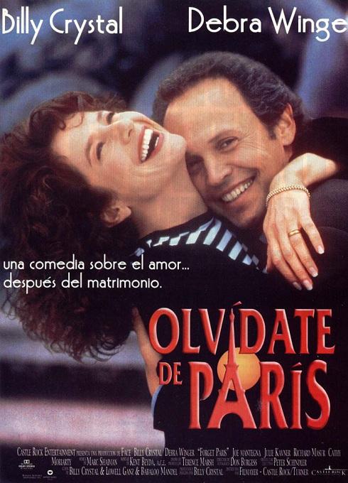 Olvídate de París - Película 1995 - SensaCine.com