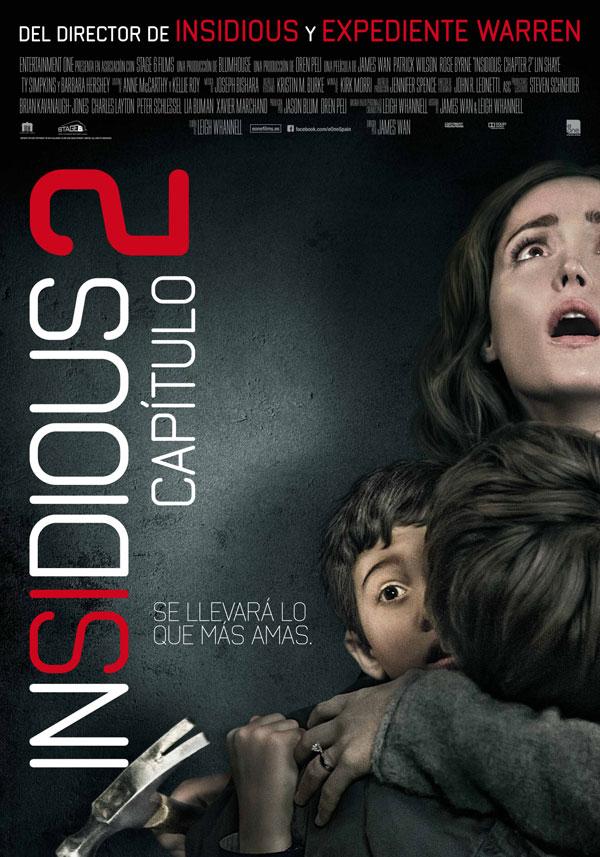 Insidious: Capítulo 2 - Película 2013 - SensaCine.com