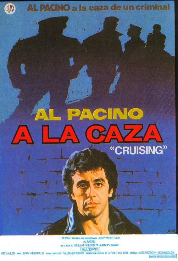 A La Caza Película 1980 Sensacine Com