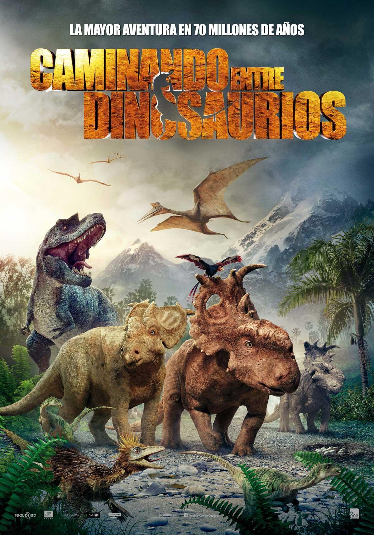 Caminando Entre Dinosaurios Pelicula 2012 Sensacine Com