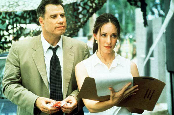 La hija del General: John Travolta, Madeleine Stowe