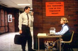 Election: Matthew Broderick, Alexander Payne, Reese Witherspoon