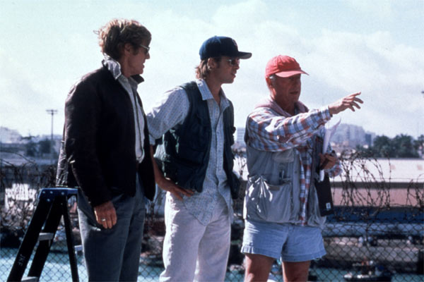 Spy Game - Juego de espías: Brad Pitt, Tony Scott, Robert Redford