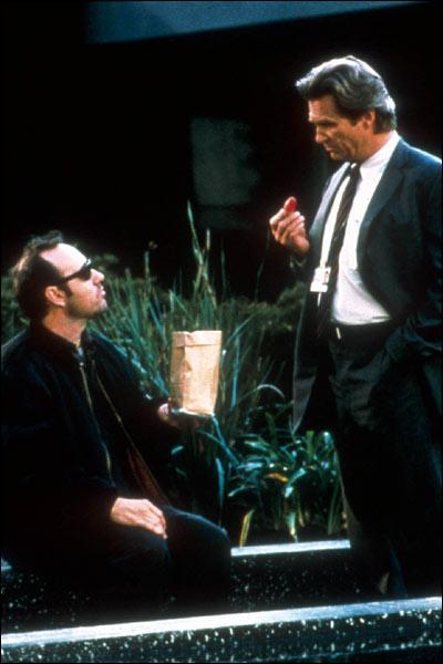 K-Pax: Un universo aparte: Jeff Bridges, Kevin Spacey