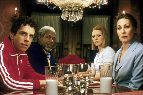 Los Tenenbaums, una familia de genios: Anjelica Huston, Gwyneth Paltrow, Ben Stiller, Danny Glover