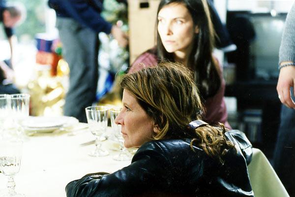 El adversario: Géraldine Pailhas, Nicole Garcia