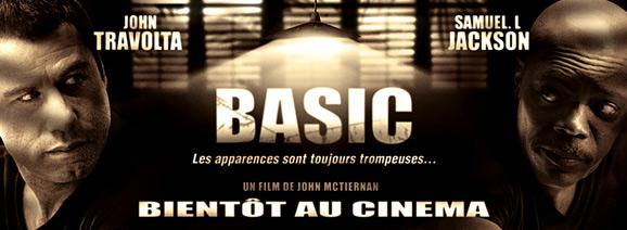 Basic: Samuel L. Jackson, John Travolta, Connie Nielsen