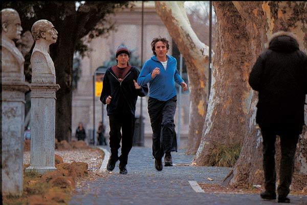 La Felicità non costa niente : Foto Francesca Neri, Mimmo Calopresti, Vincent Perez