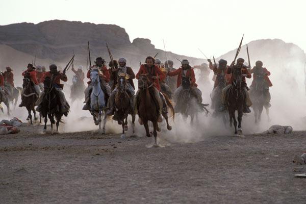 Las cuatro plumas : Foto Djimon Hounsou, Heath Ledger, Kate Hudson, Shekhar Kapur, Wes Bentley