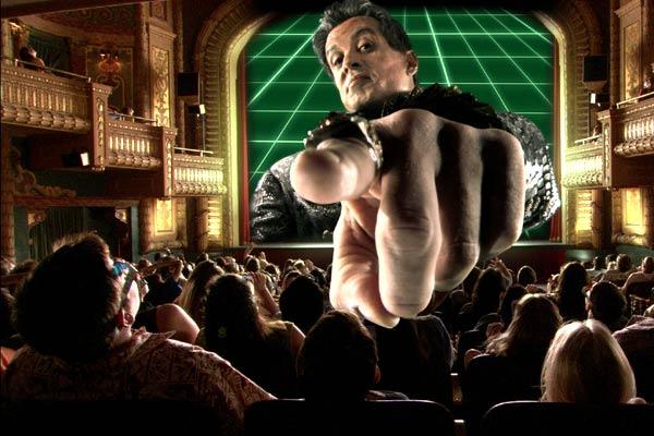 Spy Kids 3D: Game Over: Sylvester Stallone